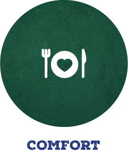 Metro Diner Comfort Value Icon