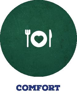 Metro Diner Comfort Value Icon