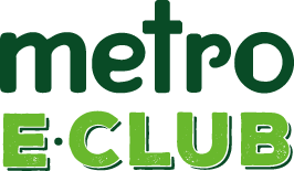 Metro Diner E-Club Signup