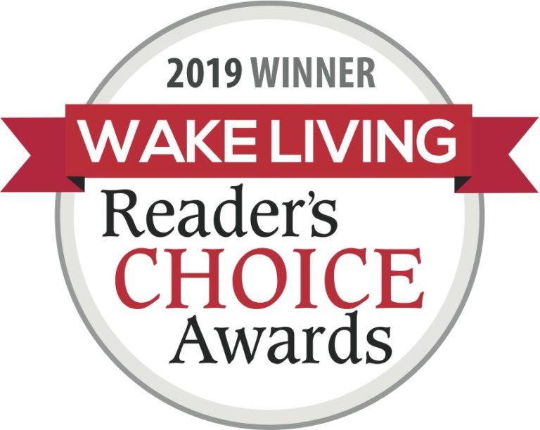 Reader's Choice Awards, Raleigh