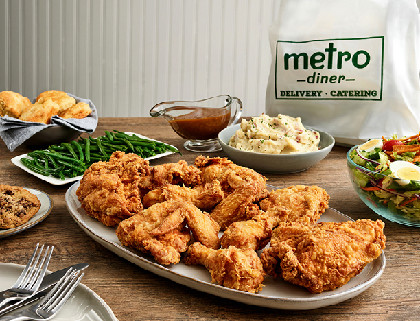 Fried Chicken Family Value Combo