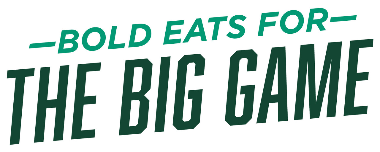 Bold Eats for the Big Game