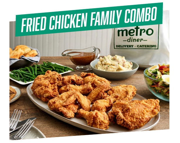 Fried Chicken Family Combo